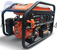 Бензиновый генератор Daewoo GDA 3300E (2,6кВт, электростартер)