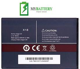 Оригинальный аккумулятор АКБ (Батарея) для Cubot X18 3200 mAh 3.8V