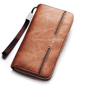 Мужской портмоне-клатч с ручкой Baellerry Jeans S1512 , фото 2