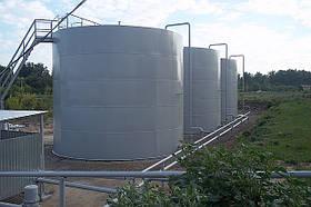 Виготовлення і монтаж резервуарів під КАС-32