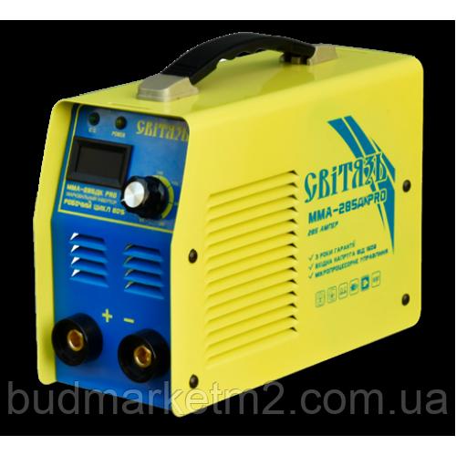 Зварювальний інвертор Світязь ММА-285ДК PRO
