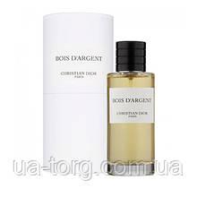 Парфюмированная вода унисекс Christian Dior Bois d'Argent 125ml