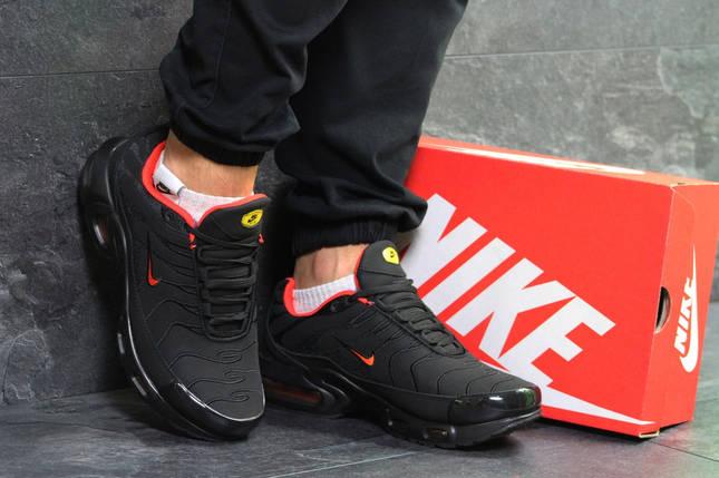 80672c1f Мужские кроссовки Nike Air Max TN Black/Red: продажа, цена в Киеве ...