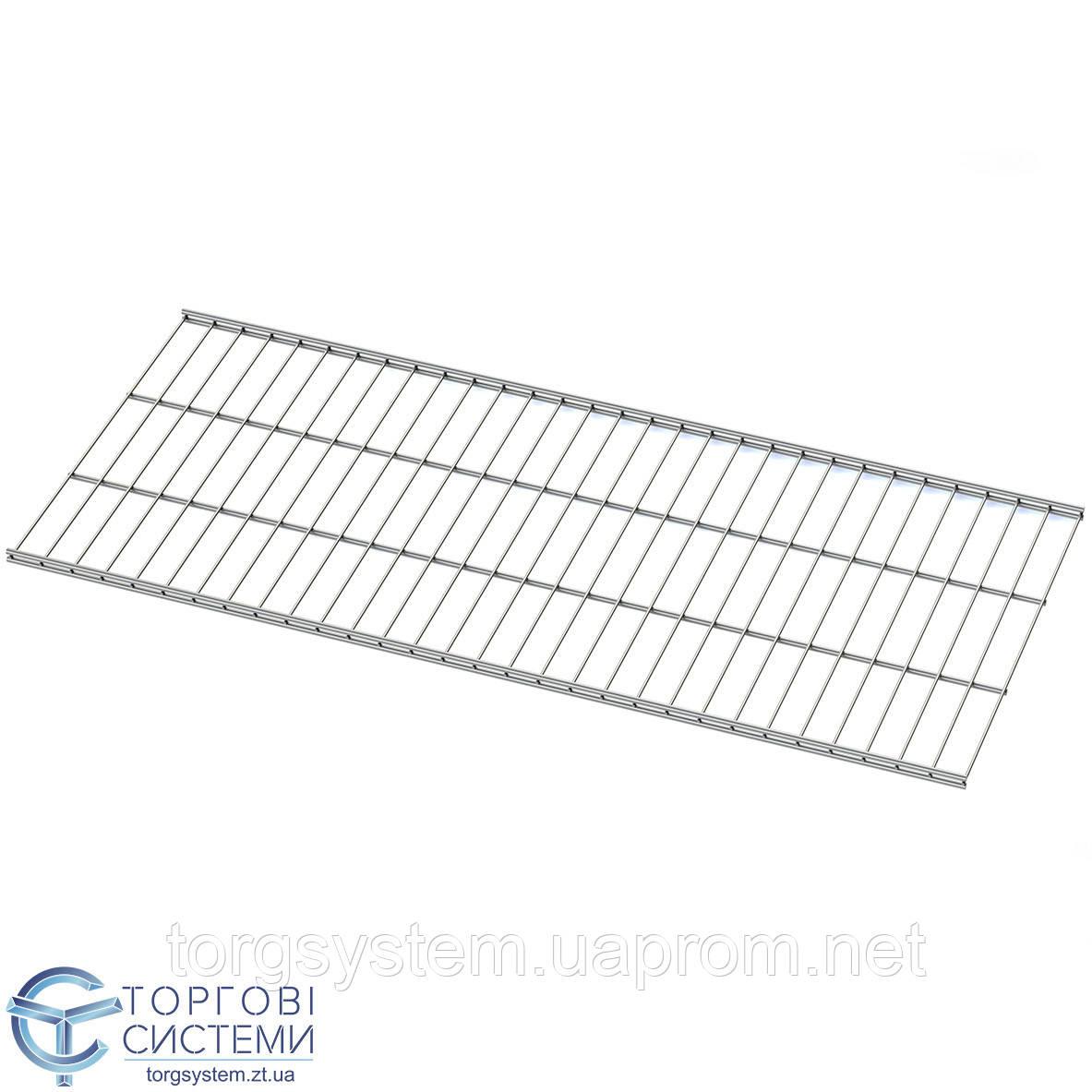 Полка сетчатая 406х606 для гардеробной системы