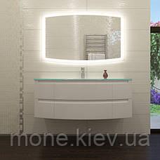 """Комплект мебели в ванную комнату """"Мадлен-2"""" (тумба+раковина+зеркало+пенал), фото 3"""
