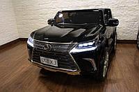 Детский электромобиль Lexus M 3906EBLR-2, черный