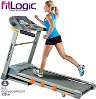 Беговая дорожка для дома FitLogic T15 До 120 кг. Полотно 140 на 48 см.
