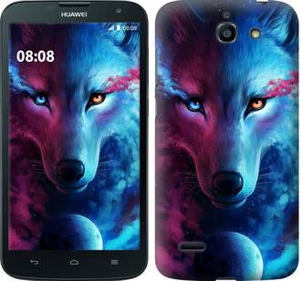 """Чехол на Huawei G730 Арт-волк """"3999u-369-19380"""""""