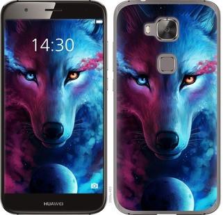 "Чехол на Huawei G8 Арт-волк ""3999c-493-19380"""