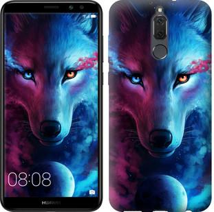 """Чехол на Huawei Mate 10 Lite / Honor 9i Арт-волк """"3999c-1240-19380"""""""