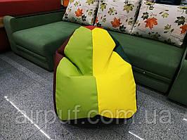 Кресло-овал (материал эко-кожа Зевс), размер 130*100 см