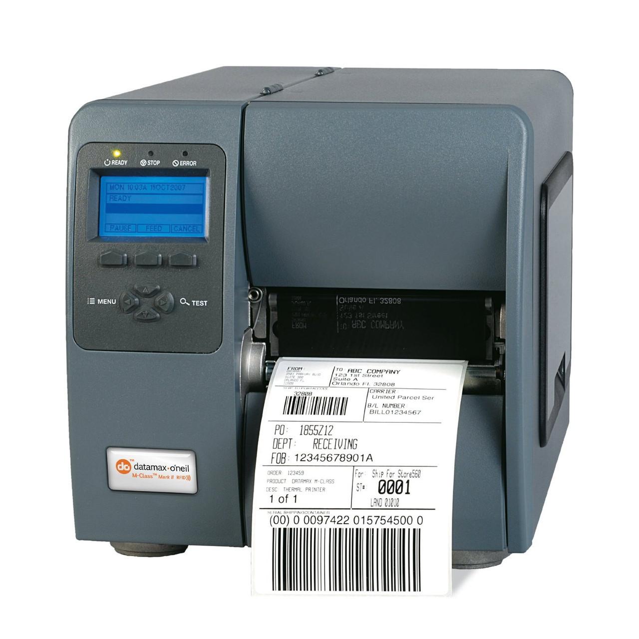 Промышленный принтер этикеток Datamax O'Neil M-4206 MarkII
