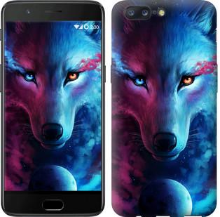 "Чехол на OnePlus 5 Арт-волк ""3999u-969-19380"""