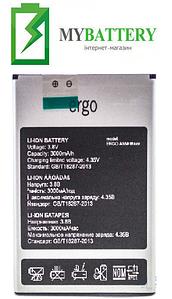 Оригинальный аккумулятор АКБ (Батарея) для Ergo A550 Maxx Dual Sim 3000 mAh 3.8V