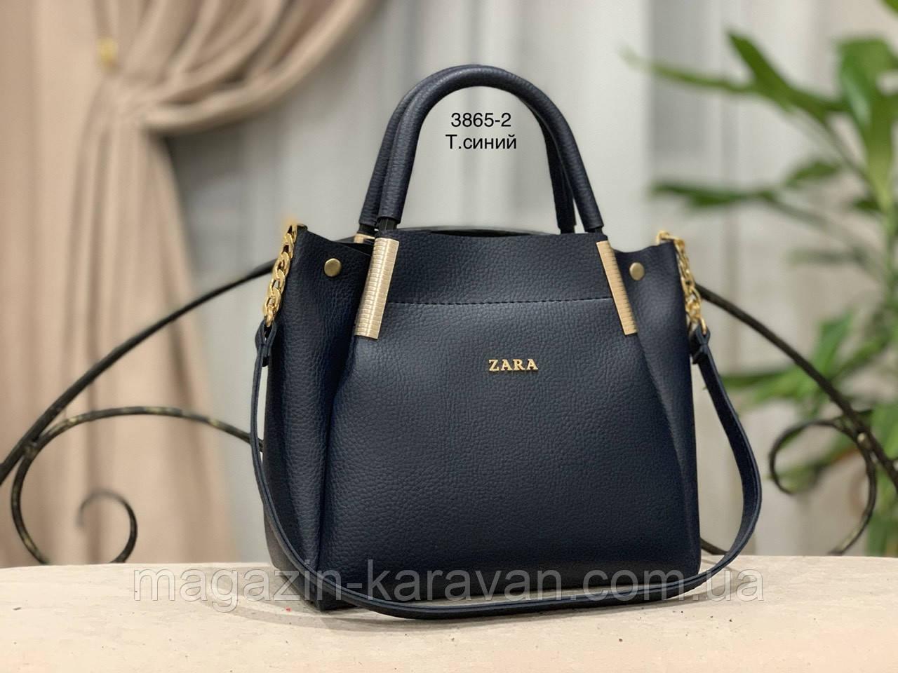 Классическая женская сумка 3865-2