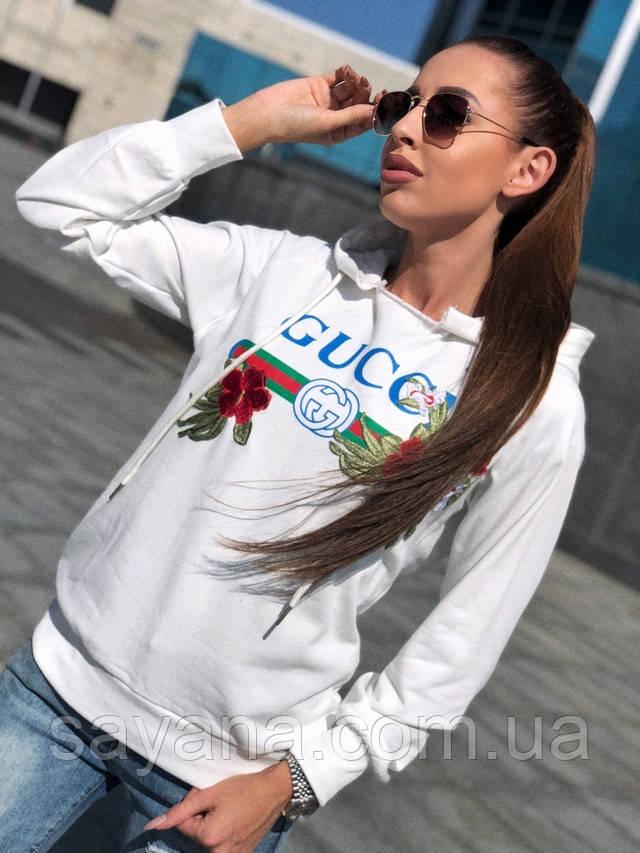 свитер женский с декором