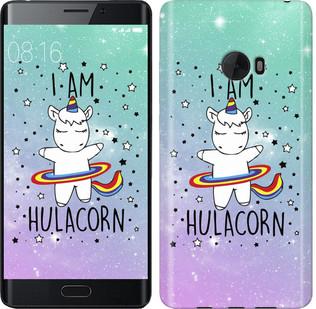 """Чехол на Xiaomi Mi Note 2 I'm hulacorn """"3976u-422-19380"""""""