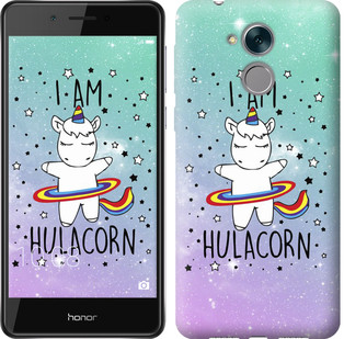 "Чехол на Huawei Honor 6C I'm hulacorn ""3976u-1034-19380"""