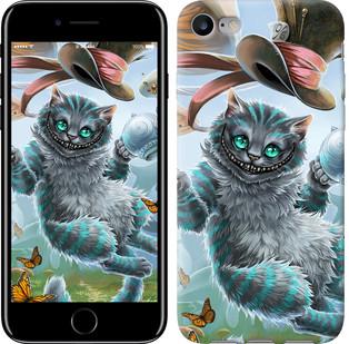 "Чехол на iPhone 8 Чеширский кот 2 ""3993c-1031-19380"""