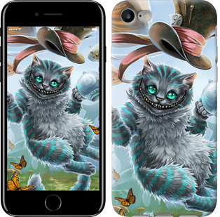 "Чехол на iPhone 7 Чеширский кот 2 ""3993c-336-19380"""