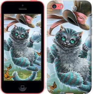 "Чехол на iPhone 5c Чеширский кот 2 ""3993c-23-19380"""