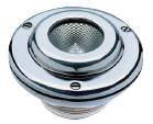 Прожектор нержавейка  50Вт 12В для плиточных бассейнов