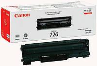 Восстановление картриджа Canon 726