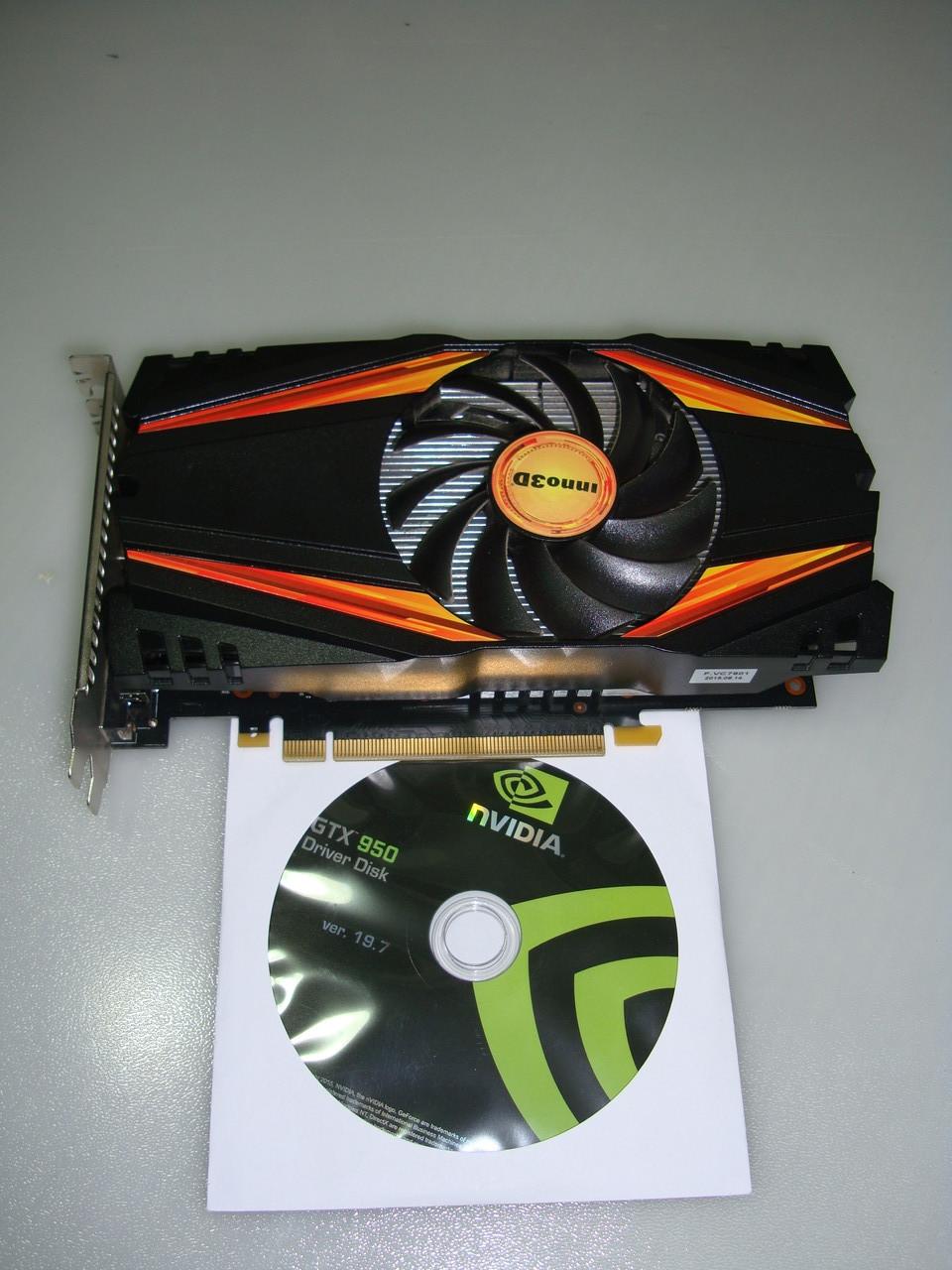 Видеокарта Inno3d GeForce GTX 960 GDDR5 2Gb