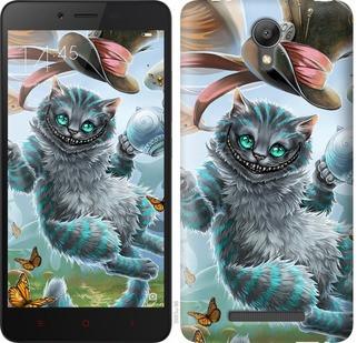 "Чехол на Xiaomi Redmi Note 2 Чеширский кот 2 ""3993c-96-19380"""