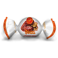 """Конфеты """"Финик с орехом в глазури"""" 1 кг"""