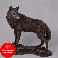 Статуэтка Волк (24*23 см)