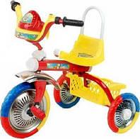 Трехколесный велосипед Profi Trike B 2-1 / 6010O (Оранжевый)