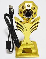 Веб-камера WC-HD (цветок), фото 1