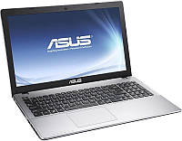 Ноутбук ASUS F550C-Intel Core i5-3337U-1.8GHz-4Gb-DDR3-320Gb-HDD-W15.6-Web-DVD-R-NVIDIA GeForce 720M