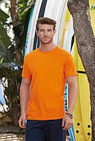 Мягкая мужская футболка 61-412-0