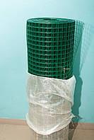 Сітка зварна в ПВХ вічко 20*20мм дріт діаметр 1,4
