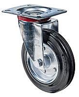 Колёса поворотные Серии 30 Norma Light c крепежной панелью ПКК Диаметр: 100мм.
