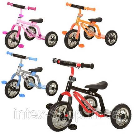 Трехколесный велосипед Profi Trike M 0688-2O, фото 2