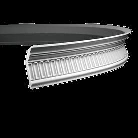 Карниз гнучкий Європласт 1.50.104 F (114x77)мм
