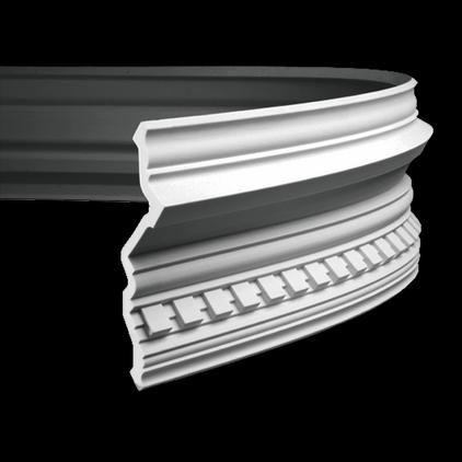 Карниз гибкий Европласт 1.50.110F (162x192)мм