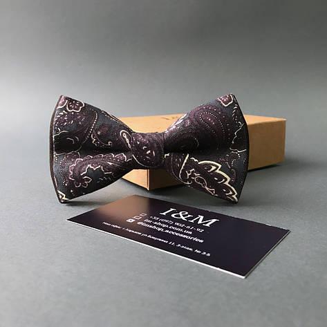 Краватка-метелик I&M Craft (010208), фото 2