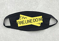 "Маска на лицо Off-White ""Fire Line"""
