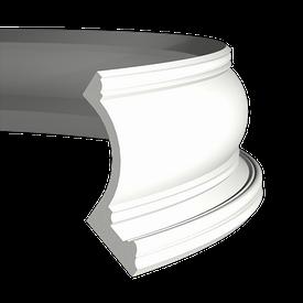 Карниз гибкий Європласт 1.50.209 F (150x121)мм