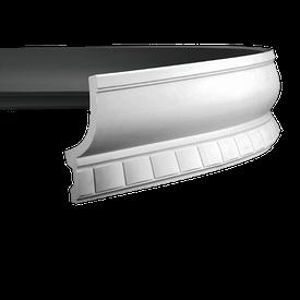 Карниз гибкий Європласт 1.50.210 F (155x121)мм