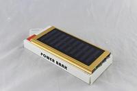 Мобильная зарядка POWER BANK Solar 89000 mAh (реальная емкость 4000), фото 1