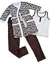Пижама комплект тройка., фото 3
