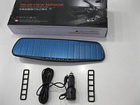 DVR 712 зеркало видеорегистратор