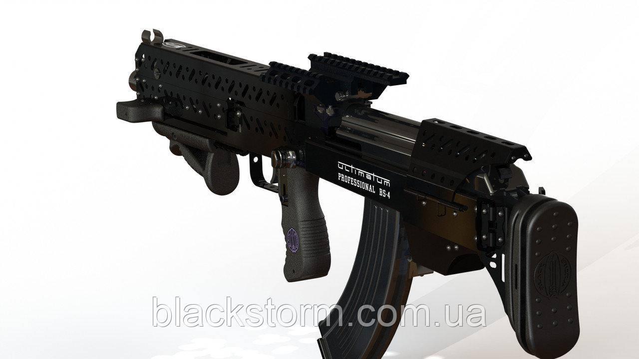 Инструкция по установке комплекта буллпап BlackStorm BS-4 на АК47, АК74. (Сборка, монтаж, установка bullpup на ак 47 74)