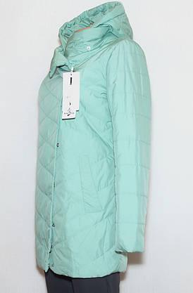 Куртка женская молодежка демисезон Athena (косуха) M-XL, фото 3