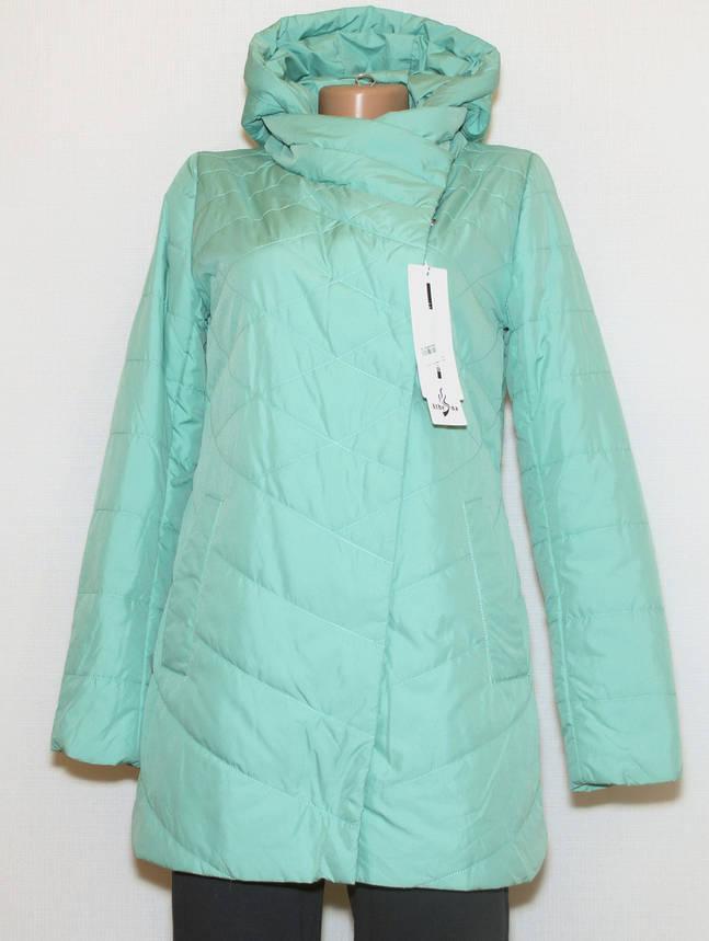 Куртка женская молодежка демисезон Athena (косуха) M-XL, фото 2